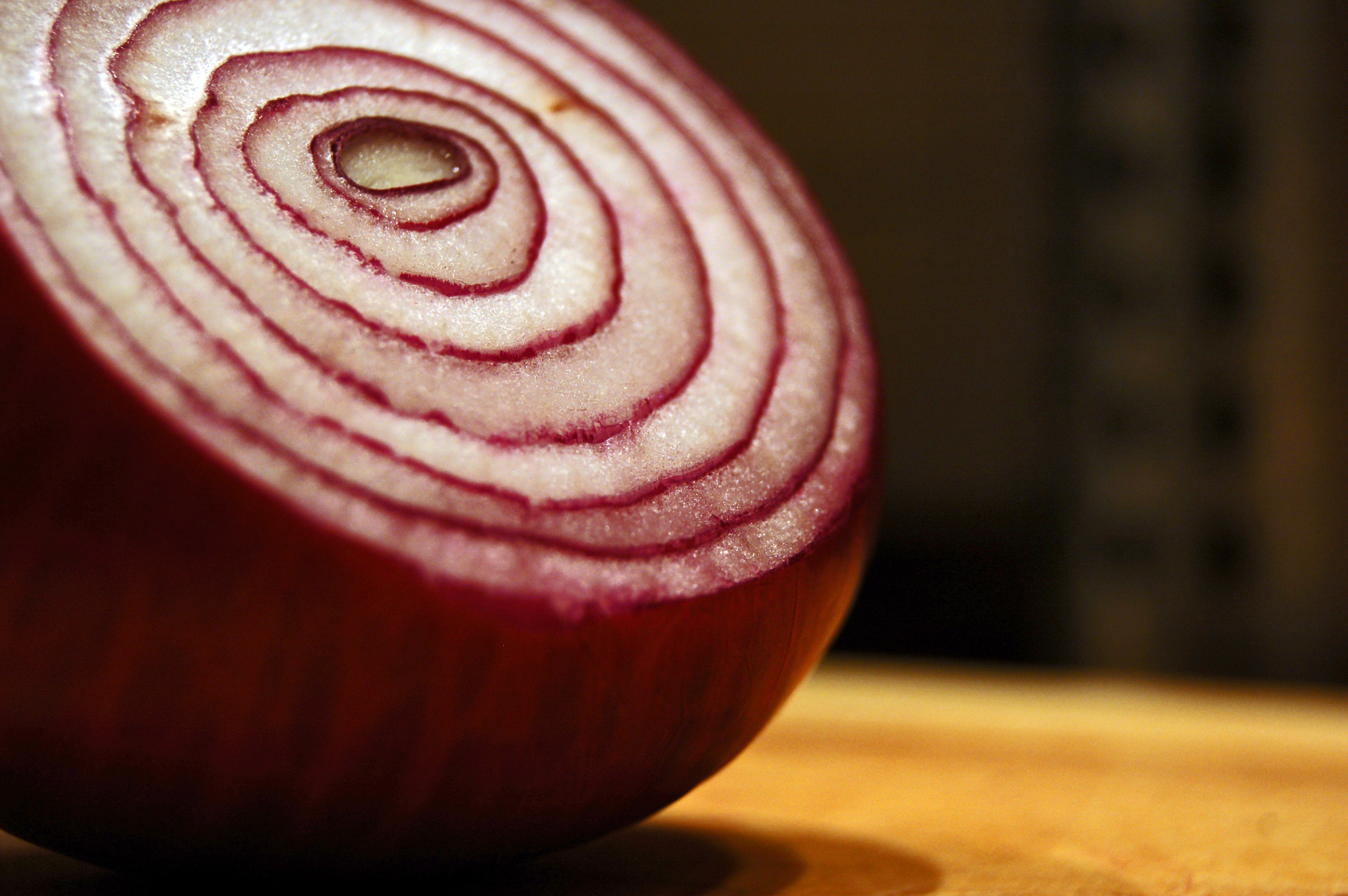 Your reputation is like an onion