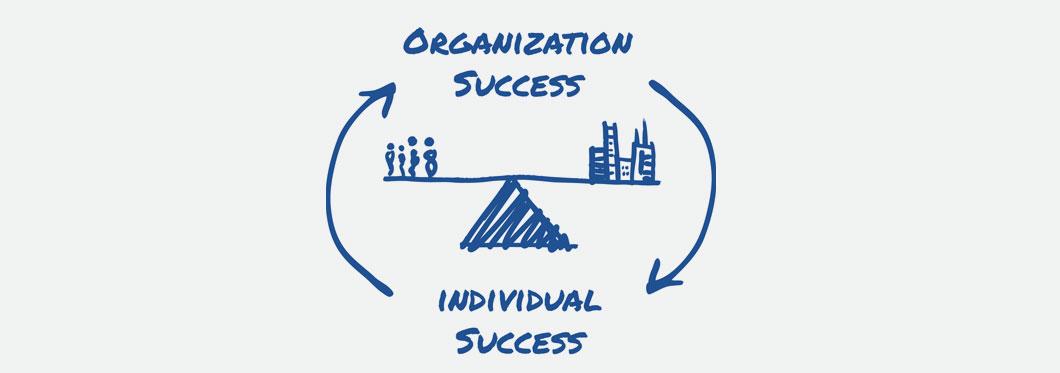 Create a culture of shared success
